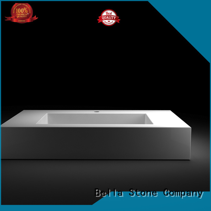Quality Bella Brand Matte above counter basins