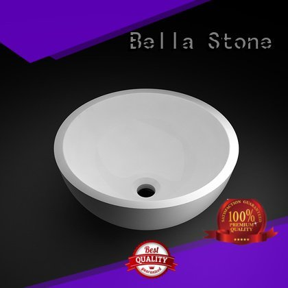 Quality Bella Brand countertop above counter basins