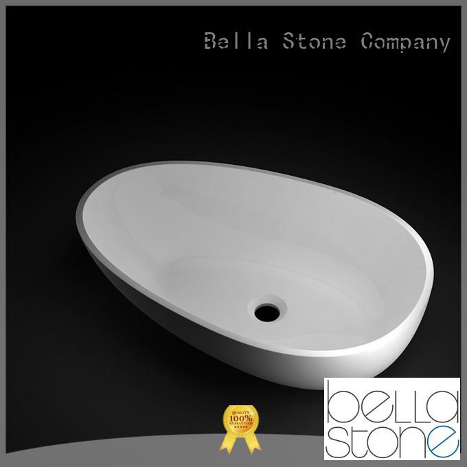 vanity wash basin price ResinStone Slate Bella Brand