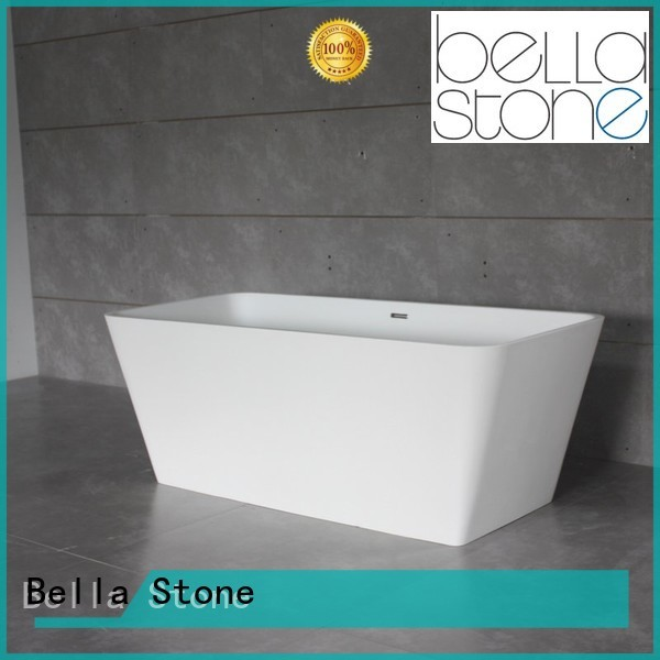 60 freestanding bathtub freestanding lightweight deep freestanding tub Bella Brand