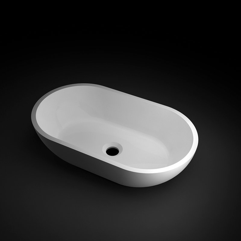 Bella Vanity Basin BS-H17 Above-Counter Basins image7