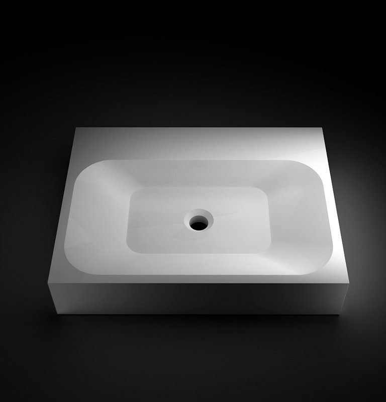 Bella Wall-mounted Basin Above-Counter Basins image3