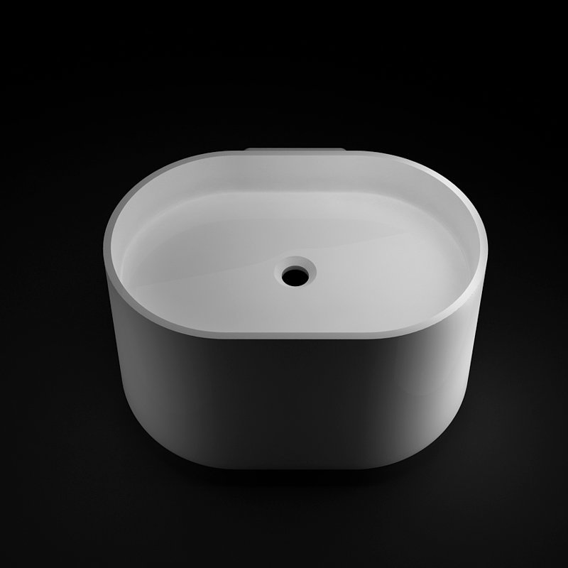 Wall-mounted Basin