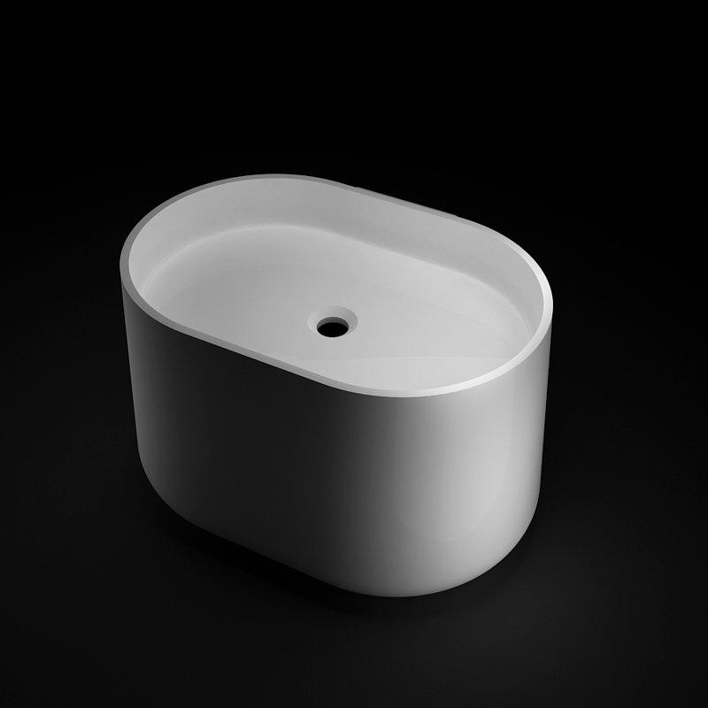 Wall-mounted Basin BS-H11