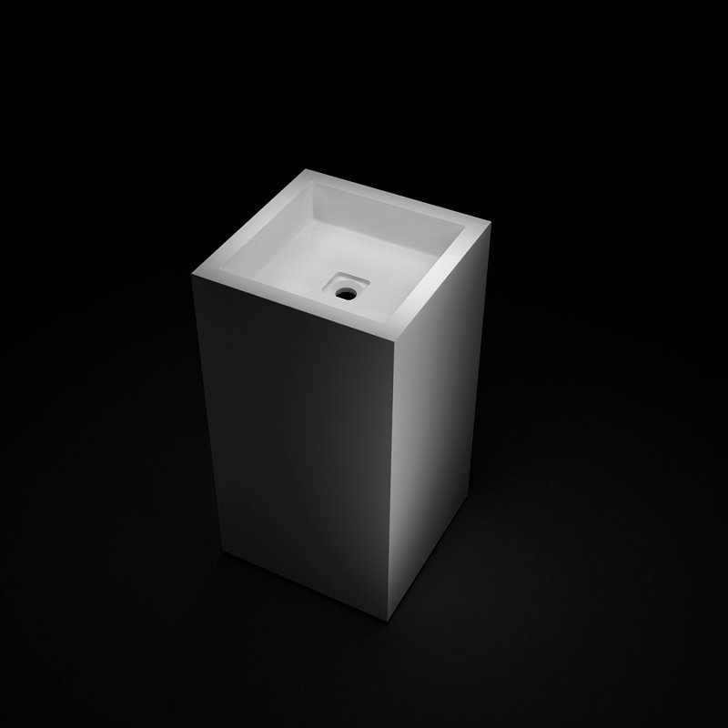 Bella Freestanding Basin BS-L6 Pedestal Basins image4