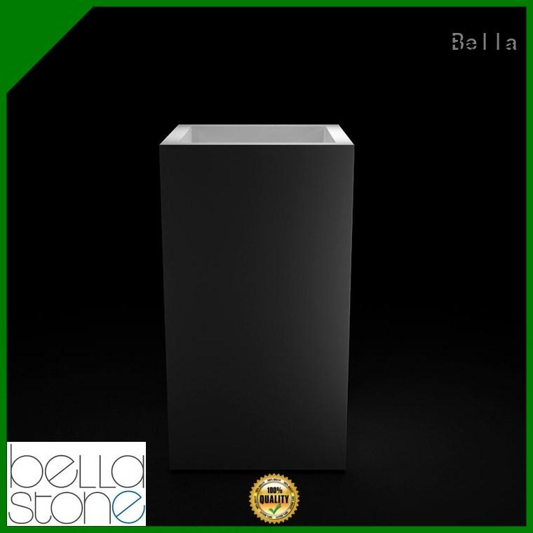 Calcutta pedestal basin Gloss Bella company