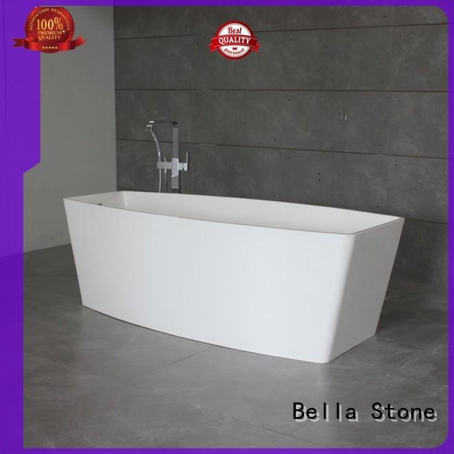 Hot pure 60 freestanding bathtub acrylic Bella Brand
