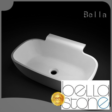 Slate Solid Surface wash basin price Bella manufacture