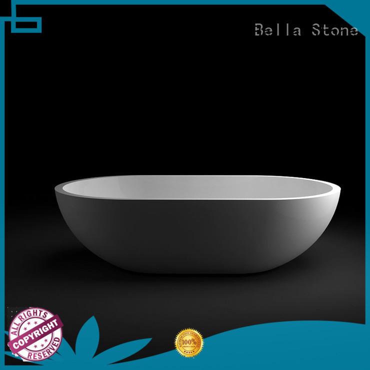 vanity Quartz Gloss above counter basins Slate Bella