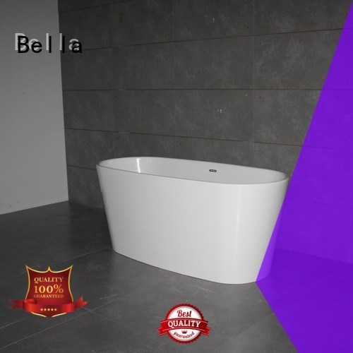 Quality Bella Brand 60 freestanding bathtub pure