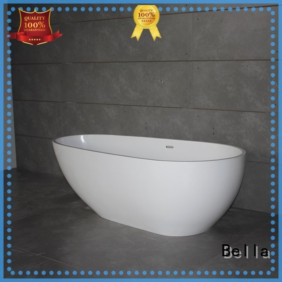 artificialstone pure Bella Brand 60 freestanding bathtub factory