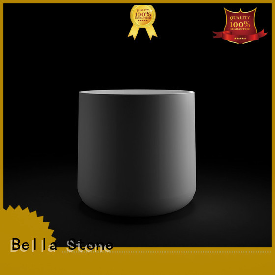 Slate Gloss Chrome Bella Brand above counter basins supplier