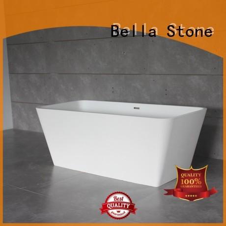 Bella Brand capital 60 freestanding bathtub resin supplier