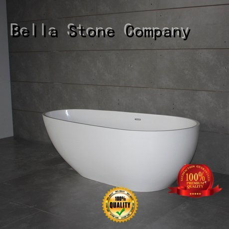 modified freestanding 60 freestanding bathtub Bella