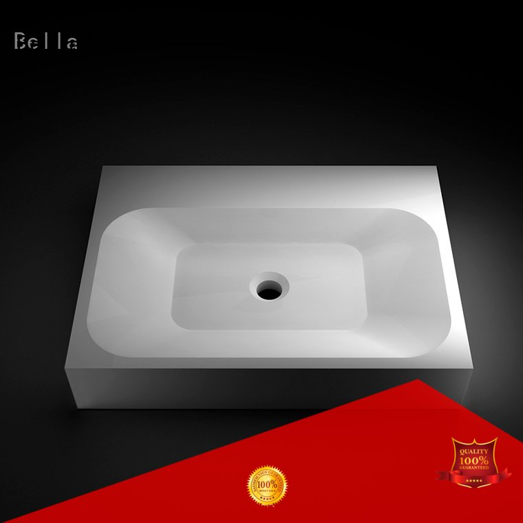 Gloss vanity Bella wash basin price