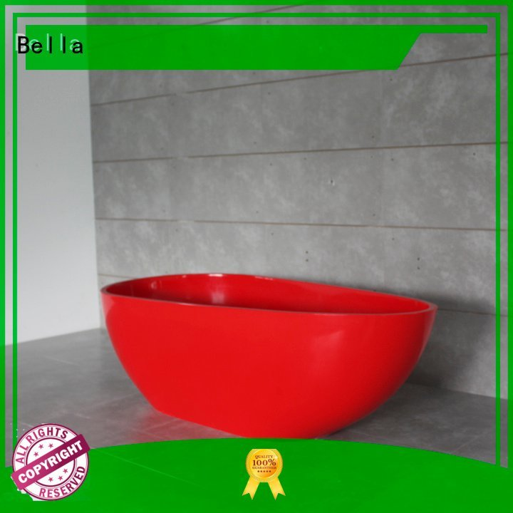 60 freestanding bathtub designer freestanding solidsurface artificialstone Bulk Buy