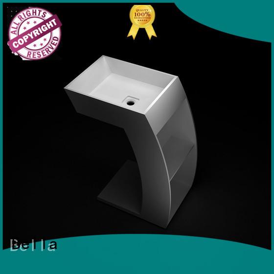 pedestal basin sink freestanding pedestal basin Bella Brand