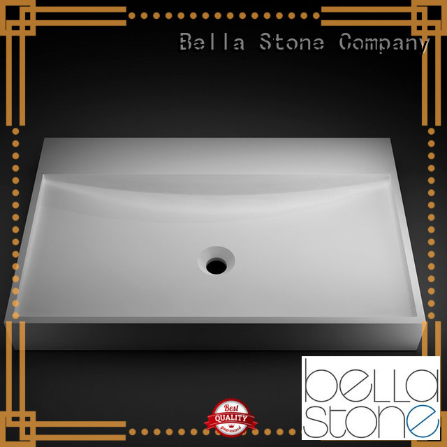 Bella Brand Quartz above Chrome wash basin price