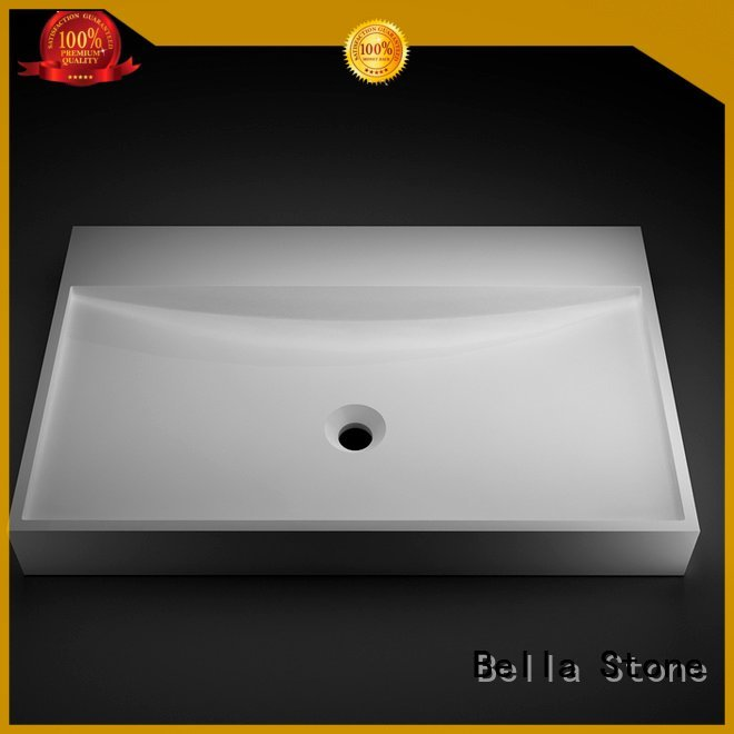 Quartz wash basin price Gloss above