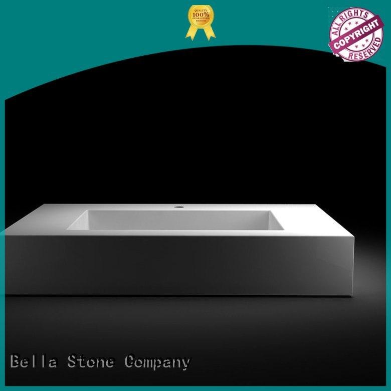 SolidSurface Onyx Slate Calcutta wash basin price Bella Brand