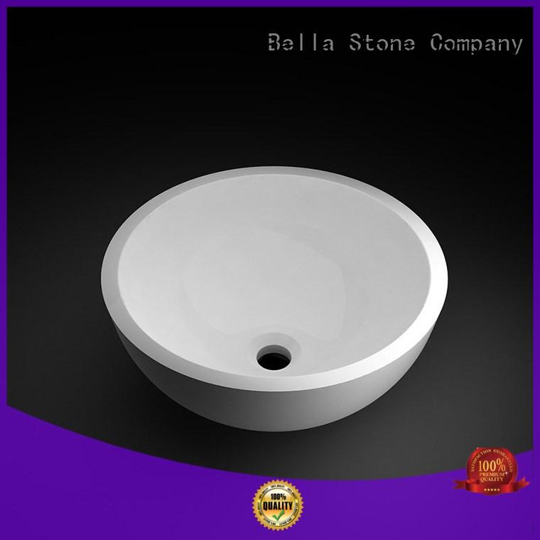 Chrome vanity OEM above counter basins Bella