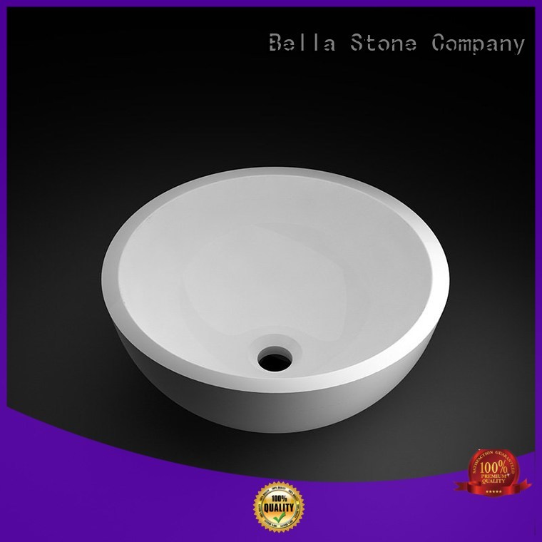 Bella Brand Onyx wash basin price Quartz supplier