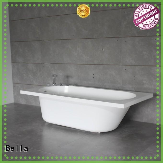 pure deep freestanding tub freestanding designer Bella company