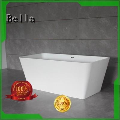 capital acrylic Bella Brand 60 freestanding bathtub