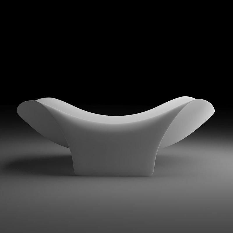 Designer Bathtub Fl'eau by Joel Roberts