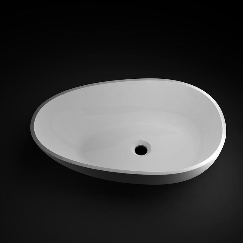 Above-Counter Basins