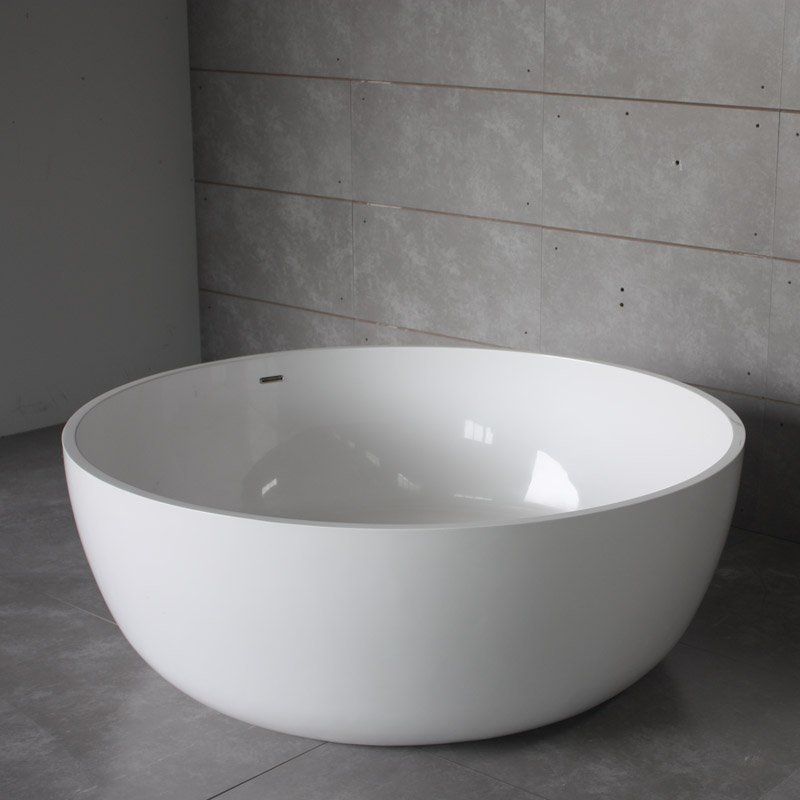 100% Acrylic Bathtub BS-S25 1500
