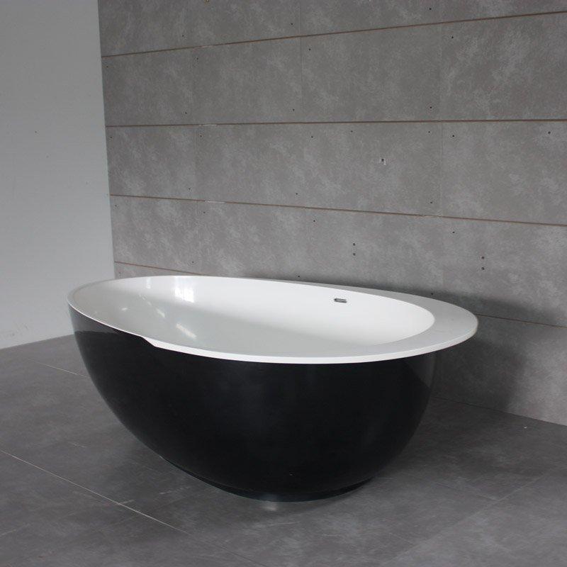 Bella Cast Stone Bath Tub BS-S28 1800 Free-standing Bathtubs image16