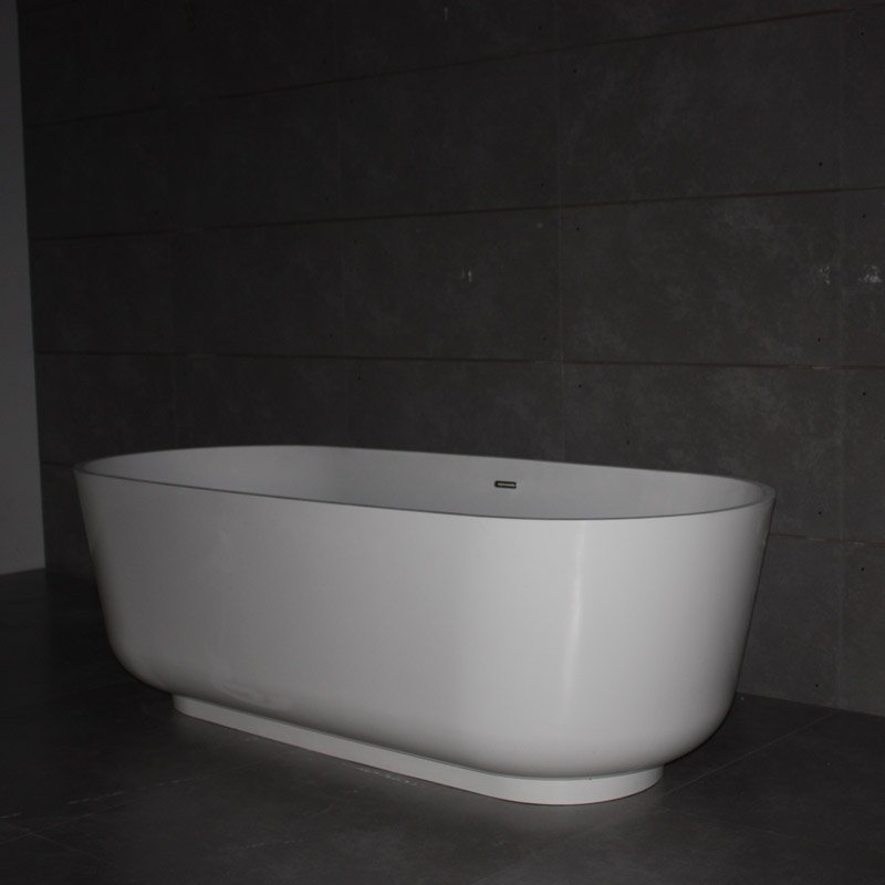 Cast Stone Bathtub BS-S30 1800