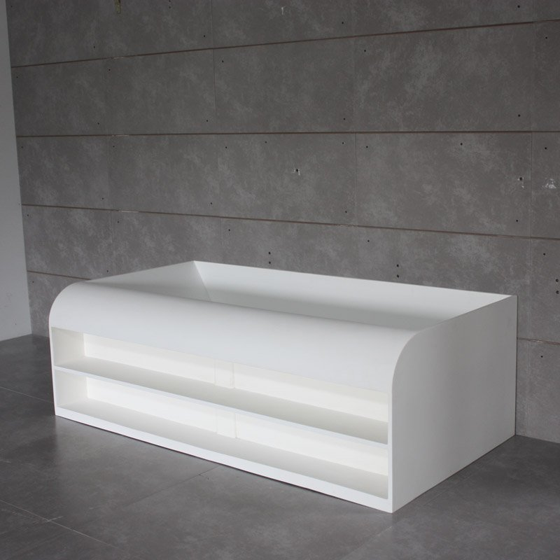 Solid Surface Bathtub  BS-S12 1750