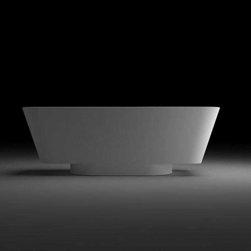 Designer Bathtub Capital by Davide Tonizzo 1680