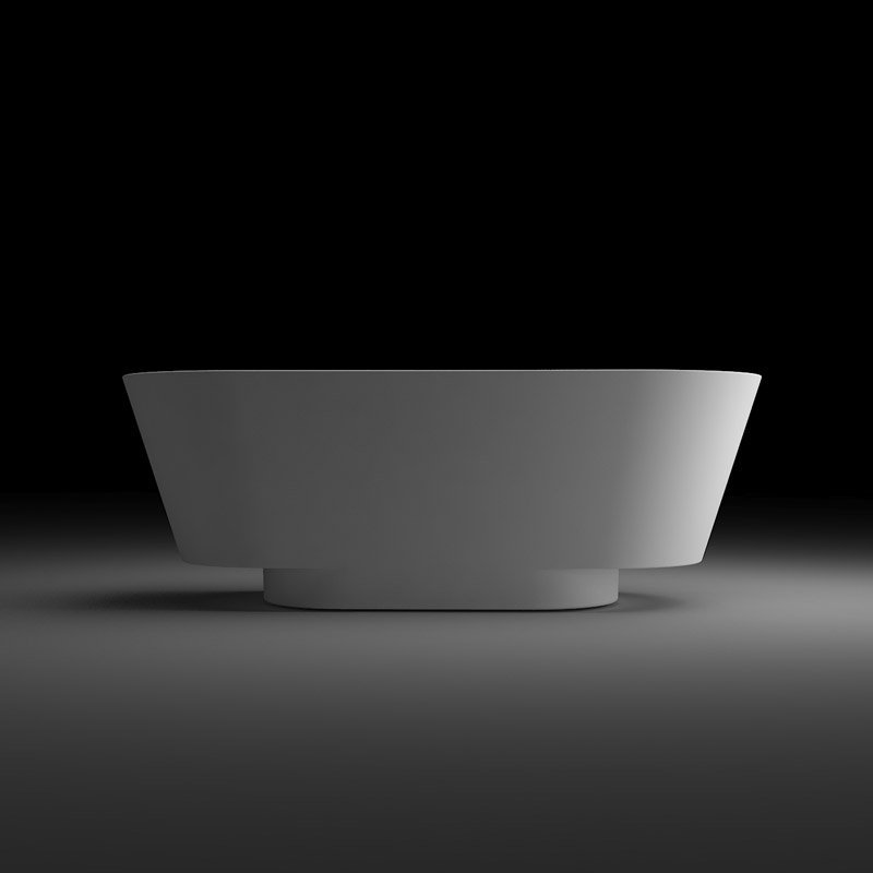 Bella Designer Bathtub Glide by Davide Tonizzo Free-standing Bathtubs image11