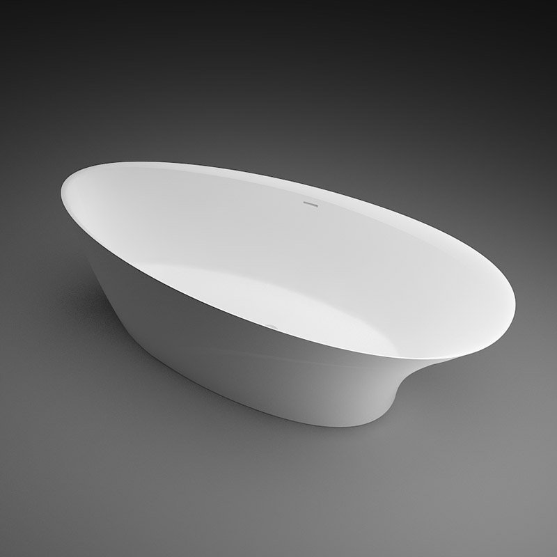 Designer Bathtub Tear by ShaoQun Wu