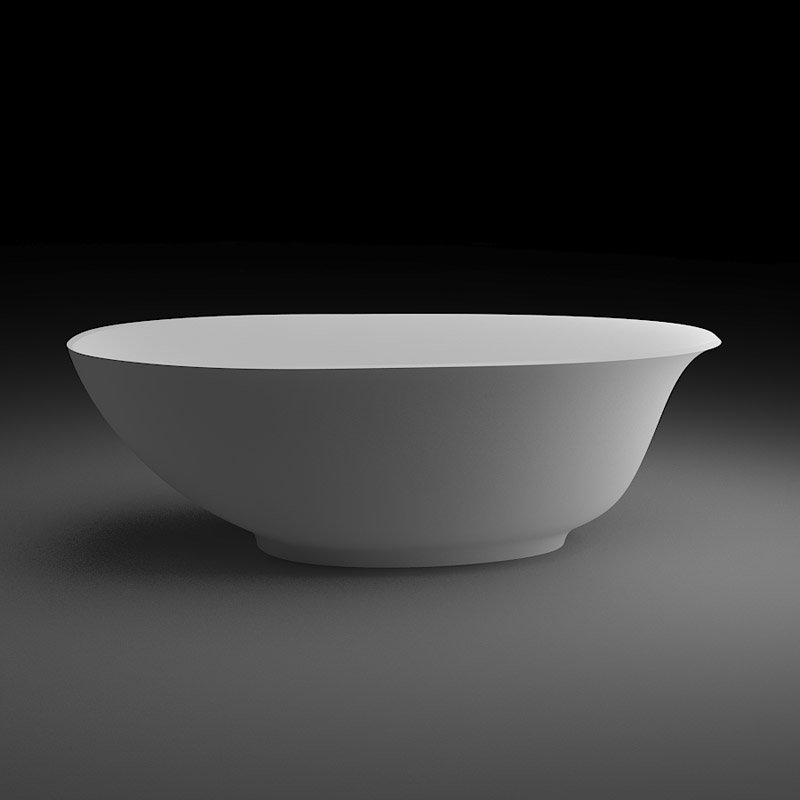 Designer Bathtub Dew by Shaoqun Wu 1720
