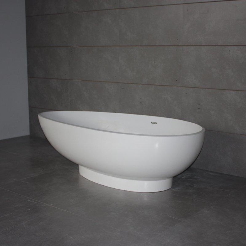 Bella Solid Surface Bathtub BS-S20 1795 Free-standing Bathtubs image24