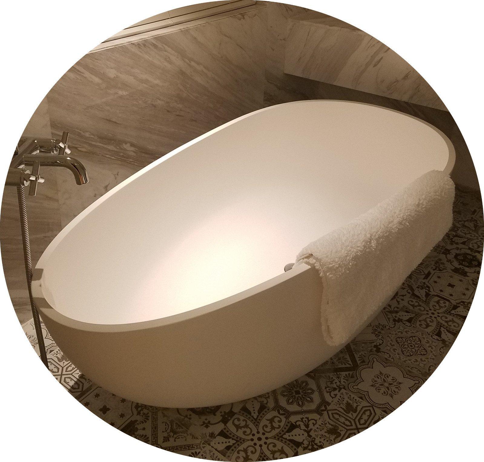 Wholesale designer 60 freestanding bathtub Bella Brand