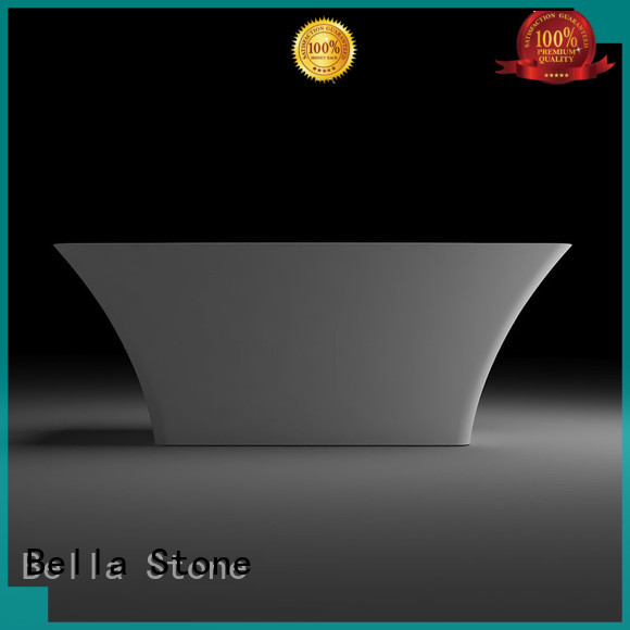 Bella Brand capital solidsurface 60 freestanding bathtub acrylic supplier