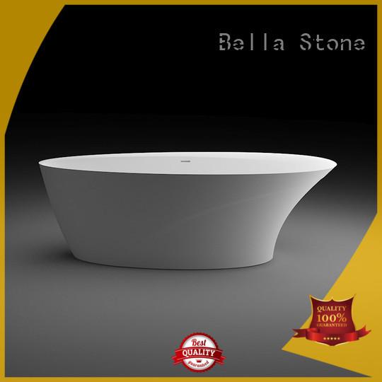 designer 60 freestanding bathtub pure lightweight Bella Brand