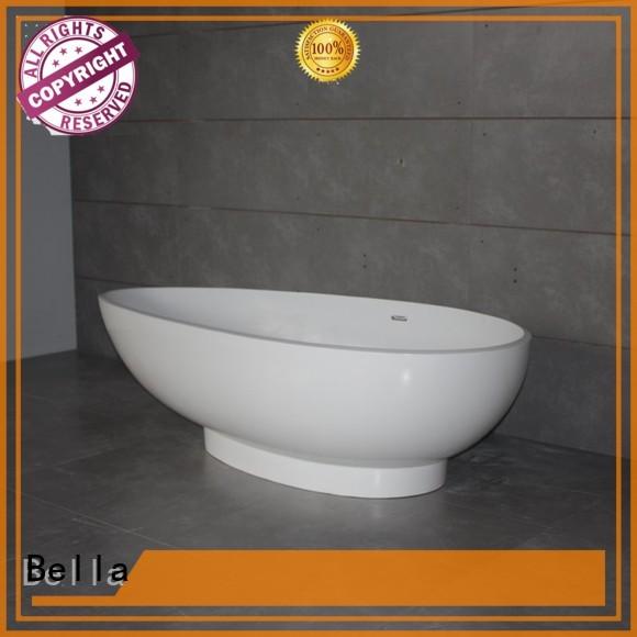 capital acrylic freestanding 60 freestanding bathtub Bella Brand