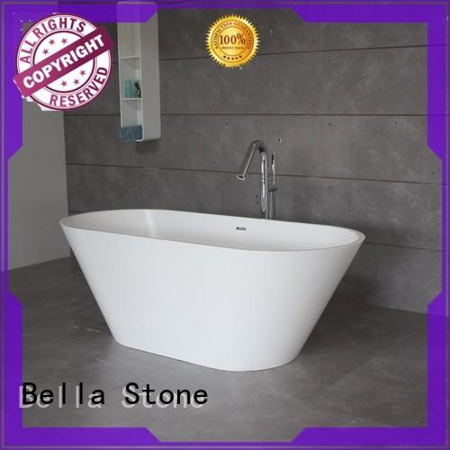 Hot capital 60 freestanding bathtub acrylic Bella Brand