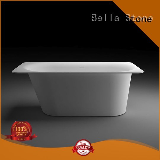 lightweight 60 freestanding bathtub pure Bella