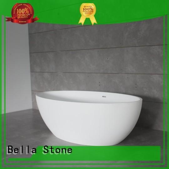 Bella Brand pure artificialstone modified custom 60 freestanding bathtub