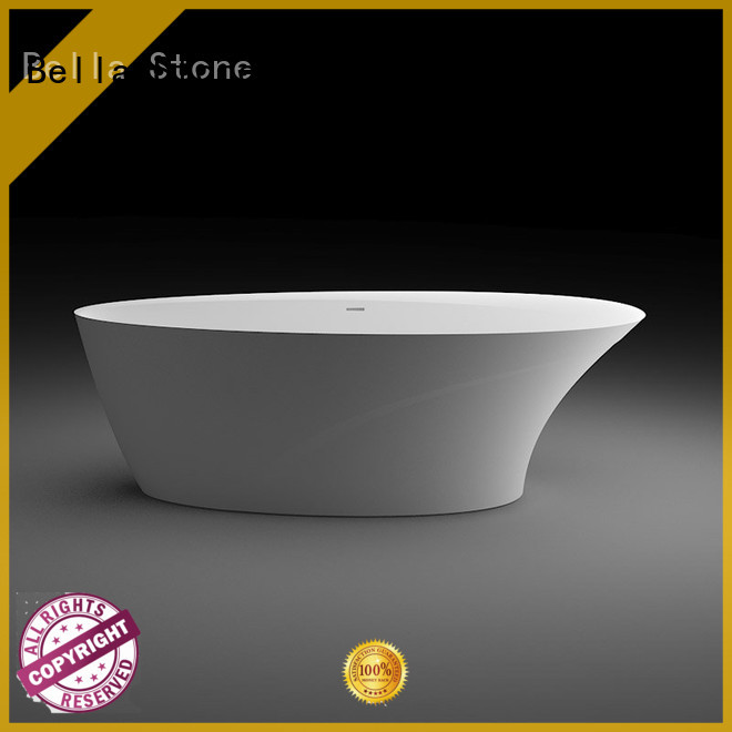 60 freestanding bathtub capital modified lightweight Bella Brand