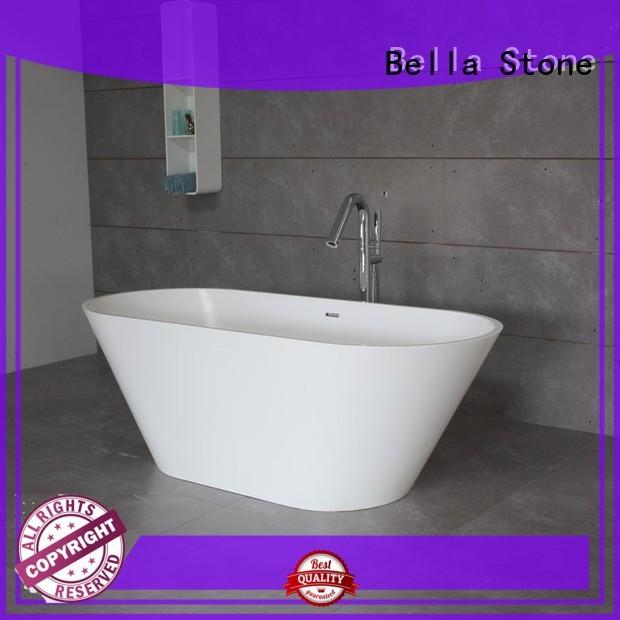 resin capital Bella Brand 60 freestanding bathtub factory