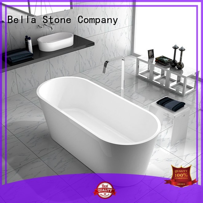 Hot 60 freestanding bathtub pure Bella Brand