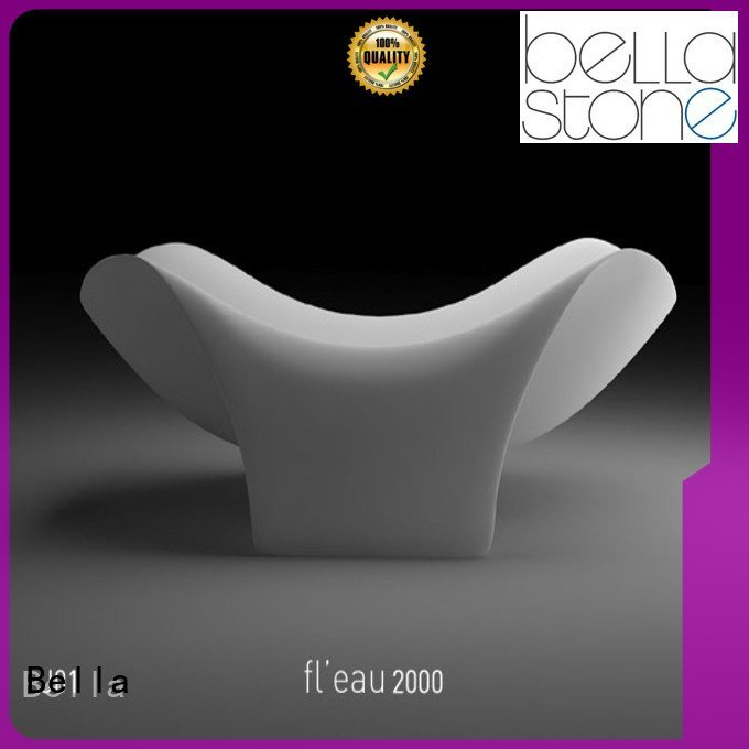 Bella Brand modified 60 freestanding bathtub artificialstone pure